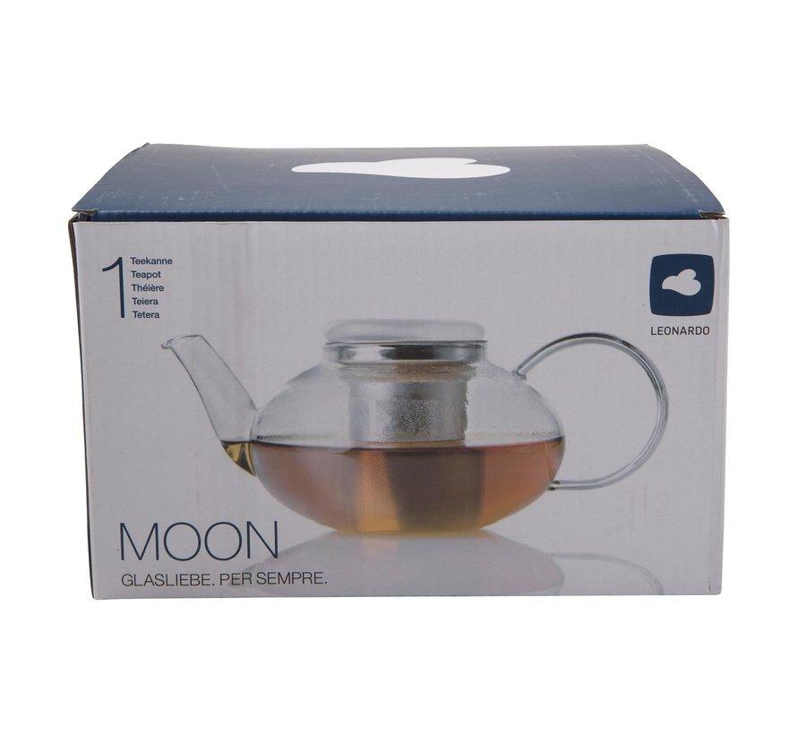 Leonardo Theepot moon 1,2 liter, 1 stuk