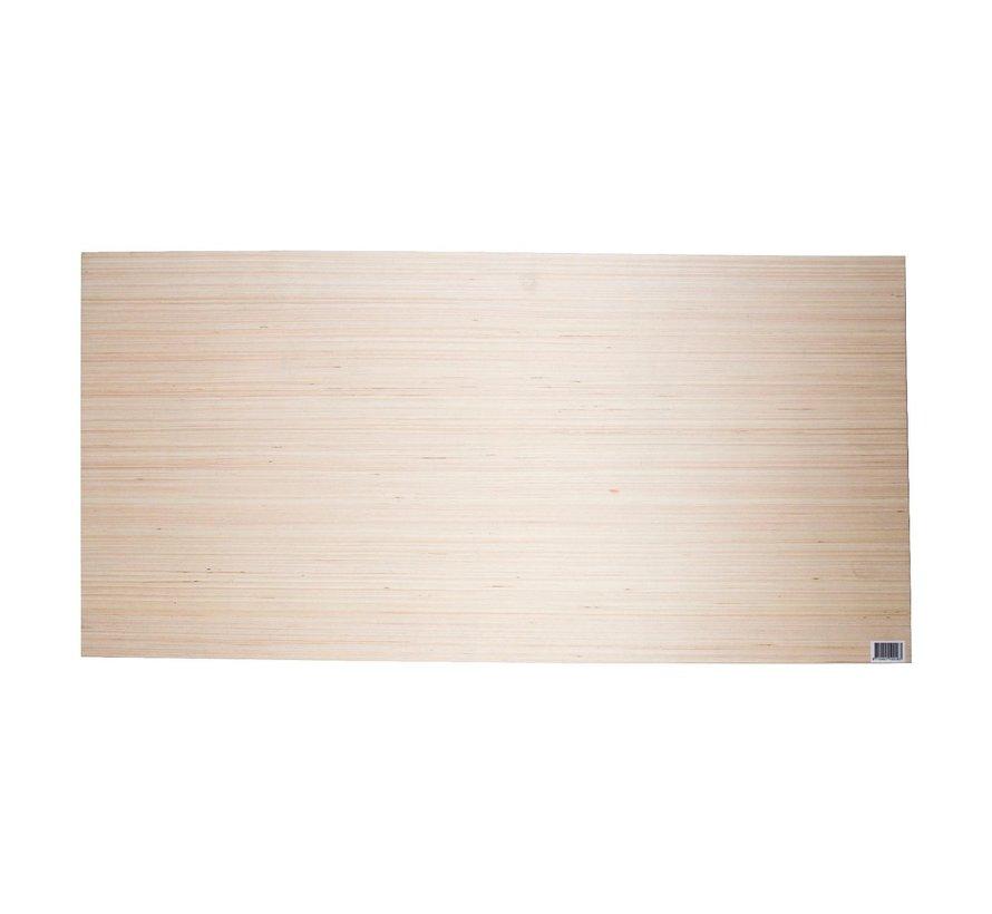 Sediamo Tafelblad multiplaat 100 x 50 cm, 1 stuk