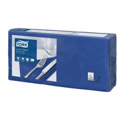 Overige merken Tork Servetten 2-laags midnight blue, 33 x 33 cm, 200 stuks