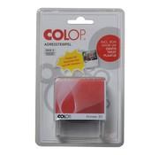 Overige merken Colop Tekststempel printer 30 + bon 5 regels, 1 stuk