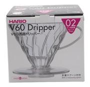 Overige merken Hario V60 Dripper VD 02 kunststof, 1 stuk