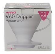 Overige merken Hario V60 Dripper 02 Porselein, 1 stuk