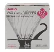 Overige merken Hario V60 Dripper VDG 02 glas, 1 stuk