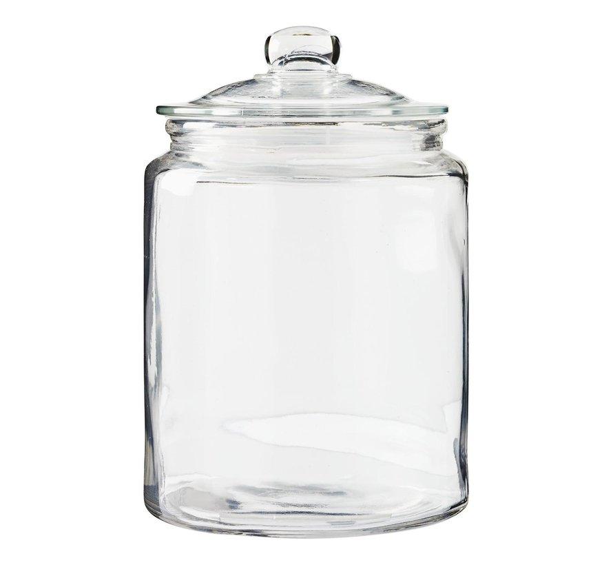 Slimresto Voorraadpot 5,7 liter glas, 1 stuk
