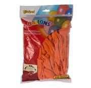 Overige merken Globos Doorknoopballonnen onbedrukt, 100 stuks
