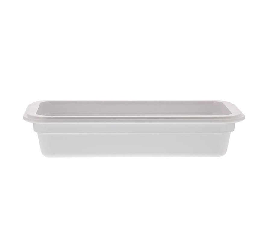 Truyts Schaal gastronorm diep wit, 1/3 65 mm, 1 stuk