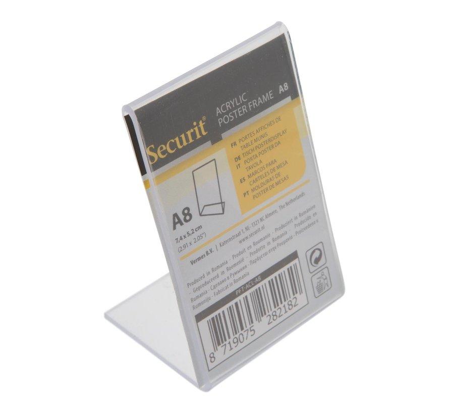 Securit Tafelstandaard A8, 1 stuk