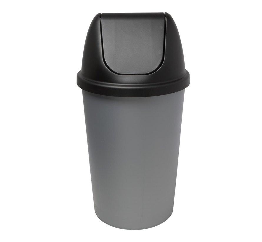 Sunware Afvalbak kunststof 45 liter, 1 stuk