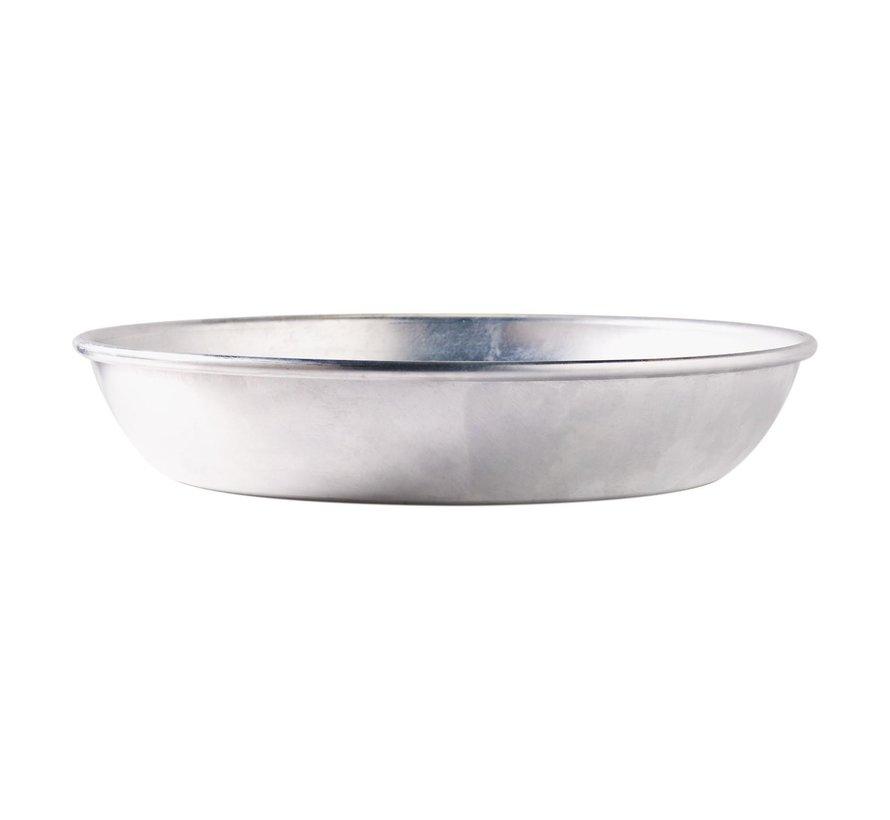 Paderno Serveerschaal aluminium / diameter 36 cm, 1 stuk