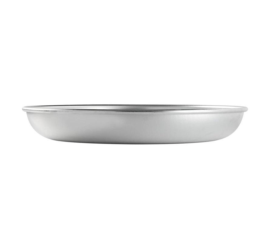 Paderno Serveerschaal aluminium / diameter 45 cm, 1 stuk