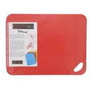 Overige merken Fleximat Flexibele snijmat 38 x 29 cm, rood, 1 stuk