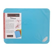 Overige merken Fleximat Flexibele snijmat 38 x 29 cm, blauw, 1 stuk