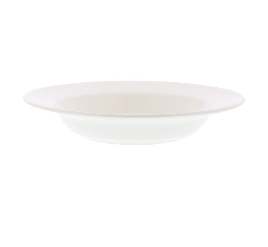 Villeroy & Boch Bord diep wit, Ø 23 cm, 1 stuk