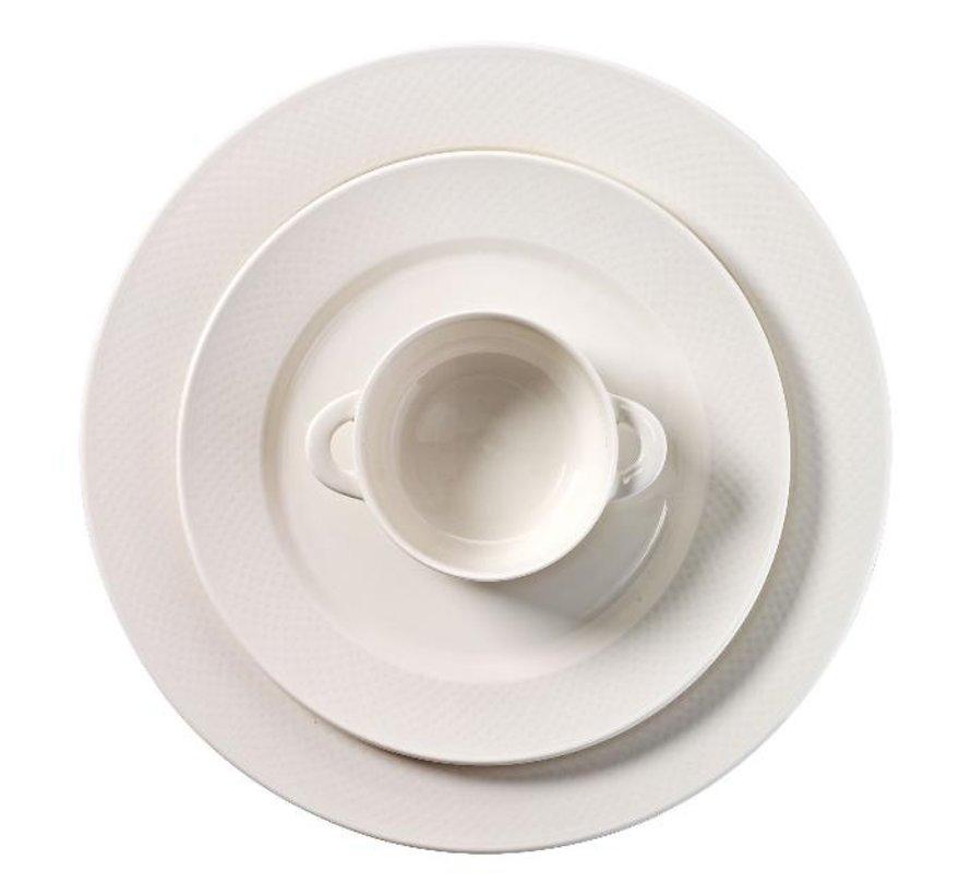 Villeroy & Boch Bord wit, Ø 32 cm, 1 stuk