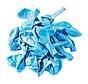 Globos Ballonnen lichtblauw, onbedrukt 30 cm, 100 stuks