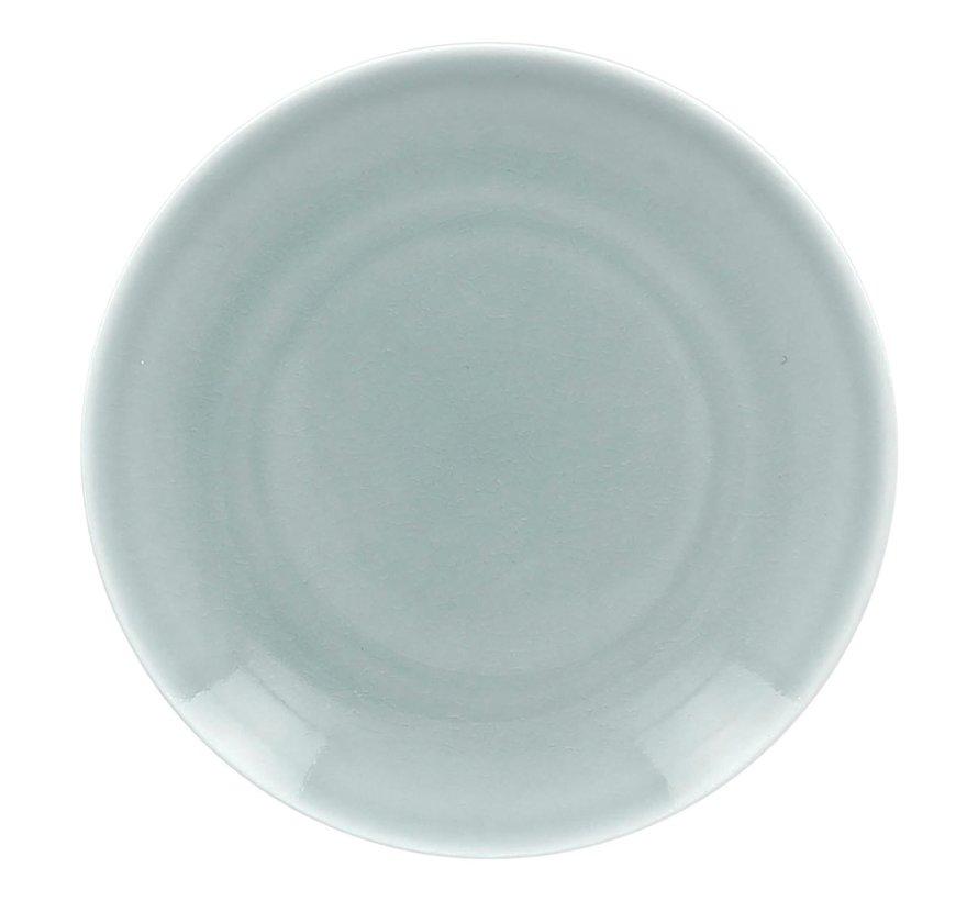 Rak Bord coupe blauw 15 cm, 1 stuk