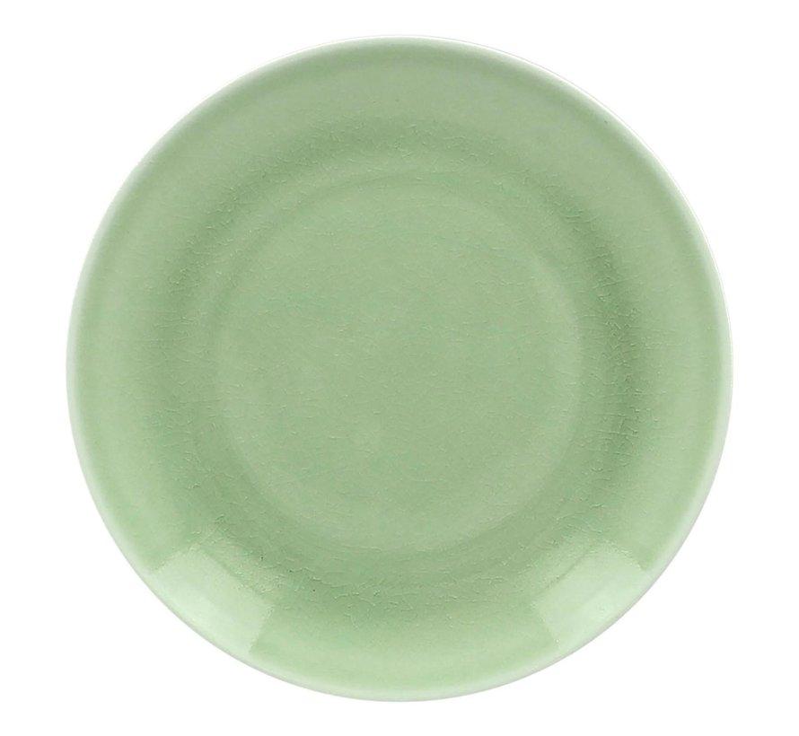 Rak Bord coupe groen 15 cm, 1 stuk