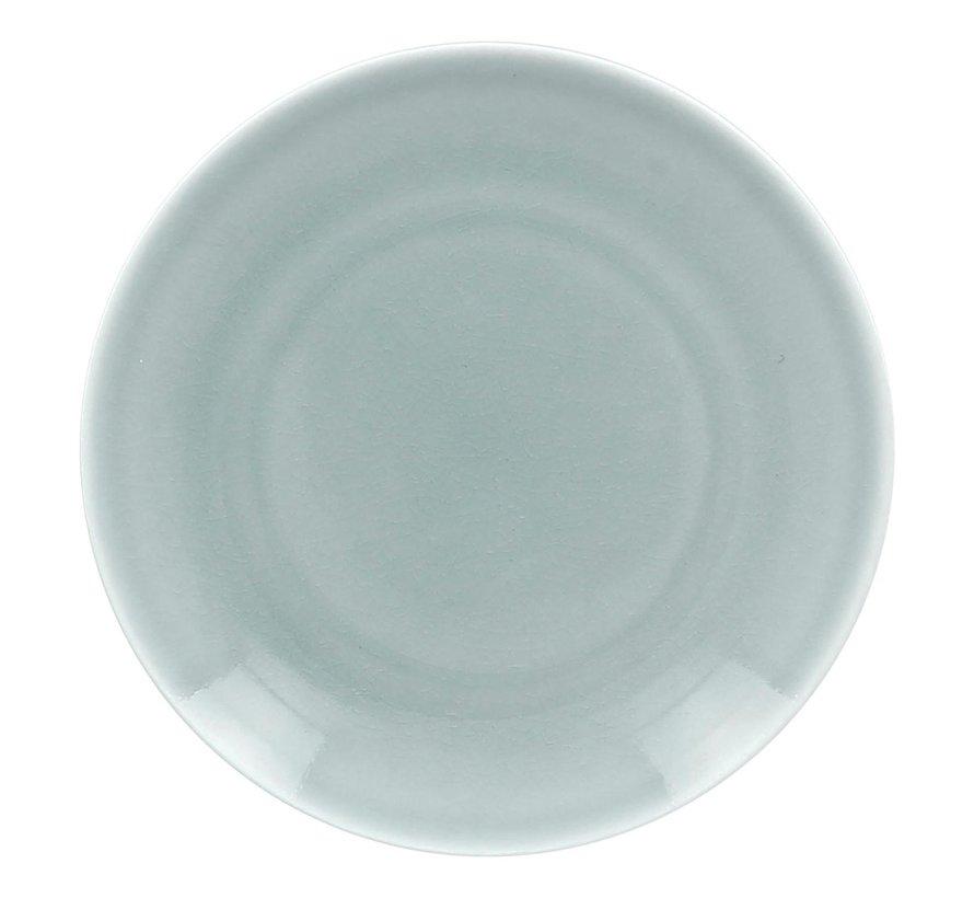 Rak Bord blauw 24 cm, 1 stuk