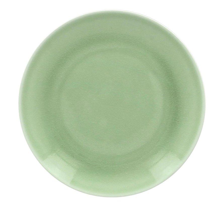 Rak Bord groen 24 cm, 1 stuk