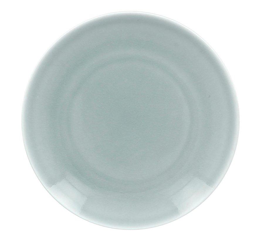 Rak Bord blauw 27 cm, 1 stuk