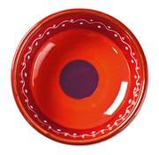 Overige merken Bowl&Dishe Schaal rood, 10 cm, 1 stuk