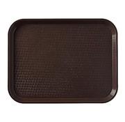Overige merken Cambro Dienblad bruin 365 x 270 mm, 1 stuk