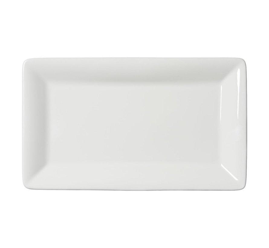 Villeroy & Boch Schaal rechthoek wit, 32 x 19 cm, 1 stuk