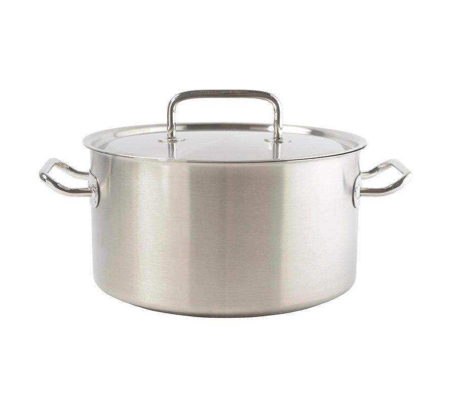 Demeyere Kookpan 30 cm 11,4 liter, 1 stuk