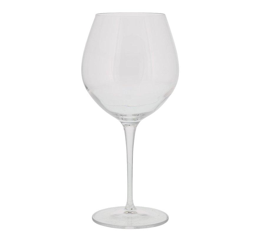 Luigi Borm Vinoteque wijnglazen 66 cl, 6 stuks