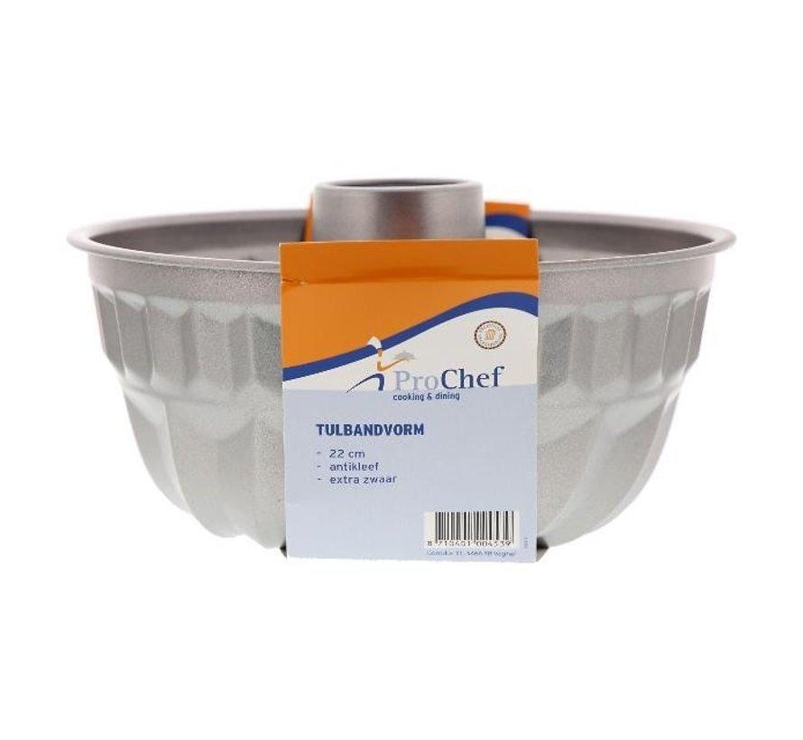 Pro Chef Tulbandvorm 22 cm, 1 stuk