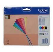 Overige merken Brother LC-223 zwart/kleur, 1 stuk