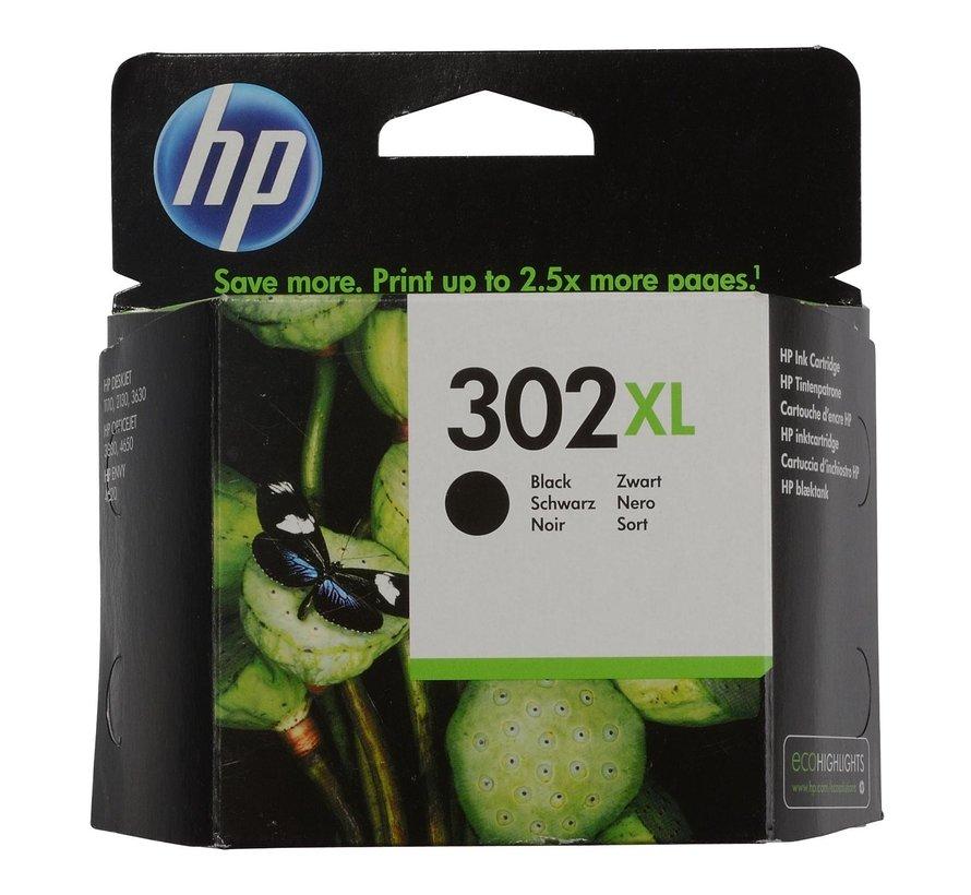 Hp Inktcartridge 302XL zwart, 1 stuk