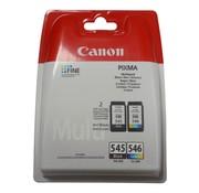 Overige merken Canon PG545 CL546 zwart/kleur, 1 stuk