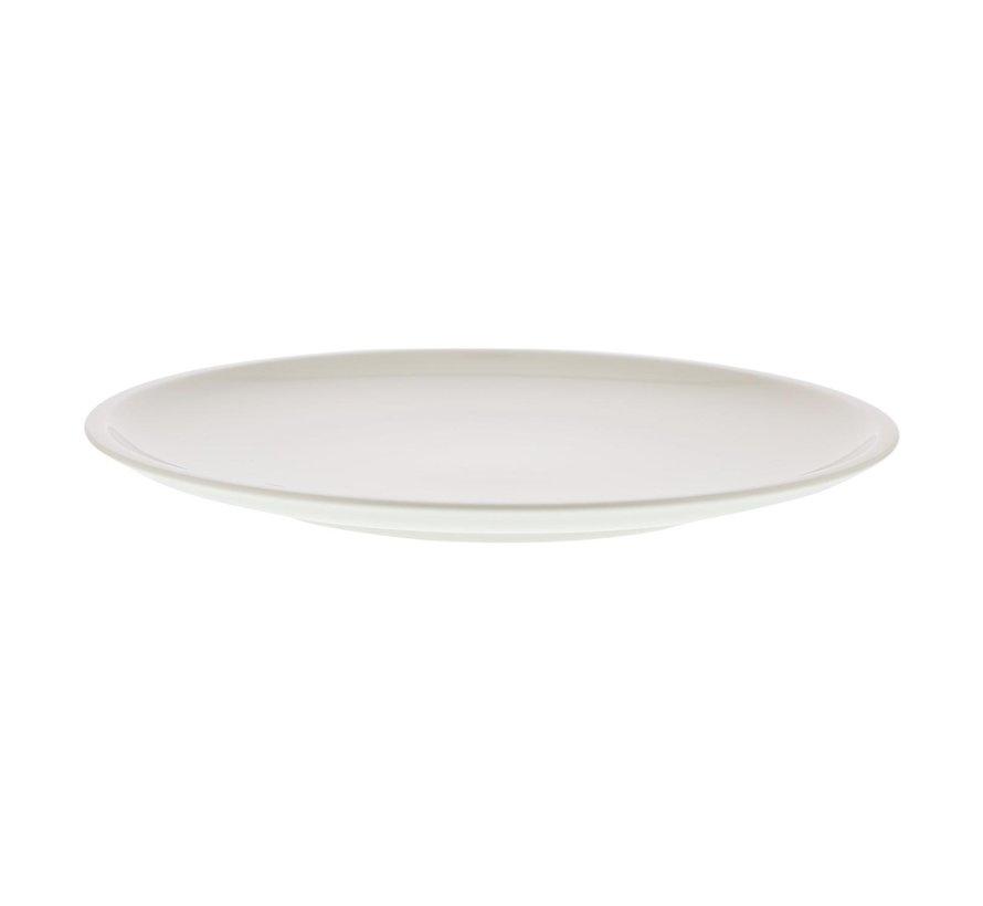 Villeroy & Boch Bord wit, Ø 27 cm, 1 stuk