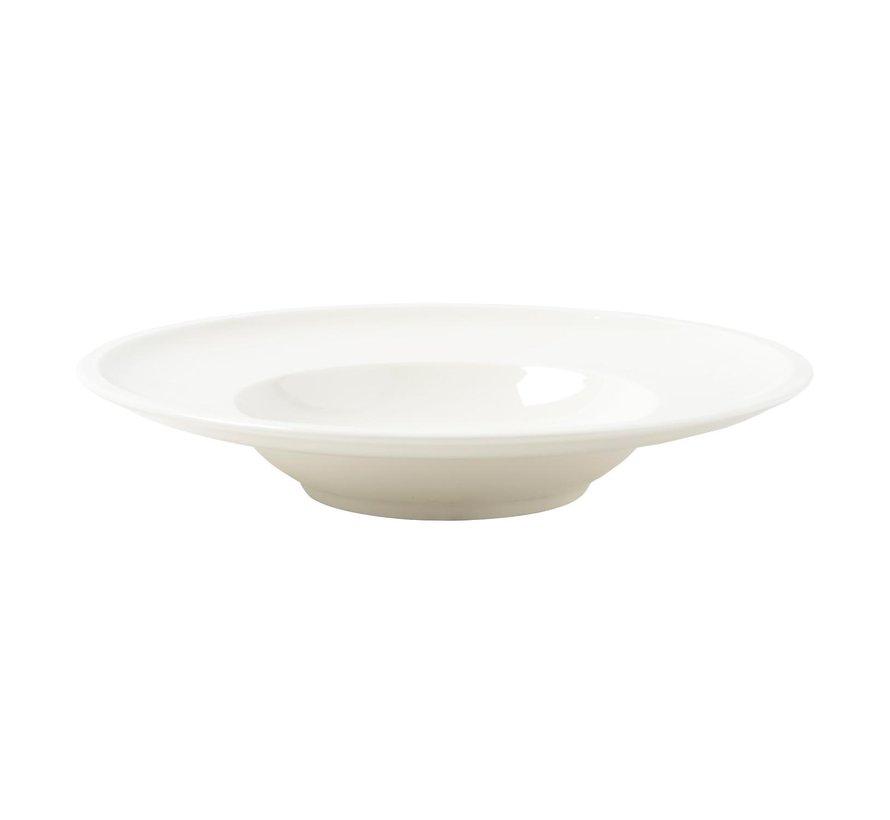 Villeroy & Boch Bord diep wit, Ø 25 cm, 1 stuk