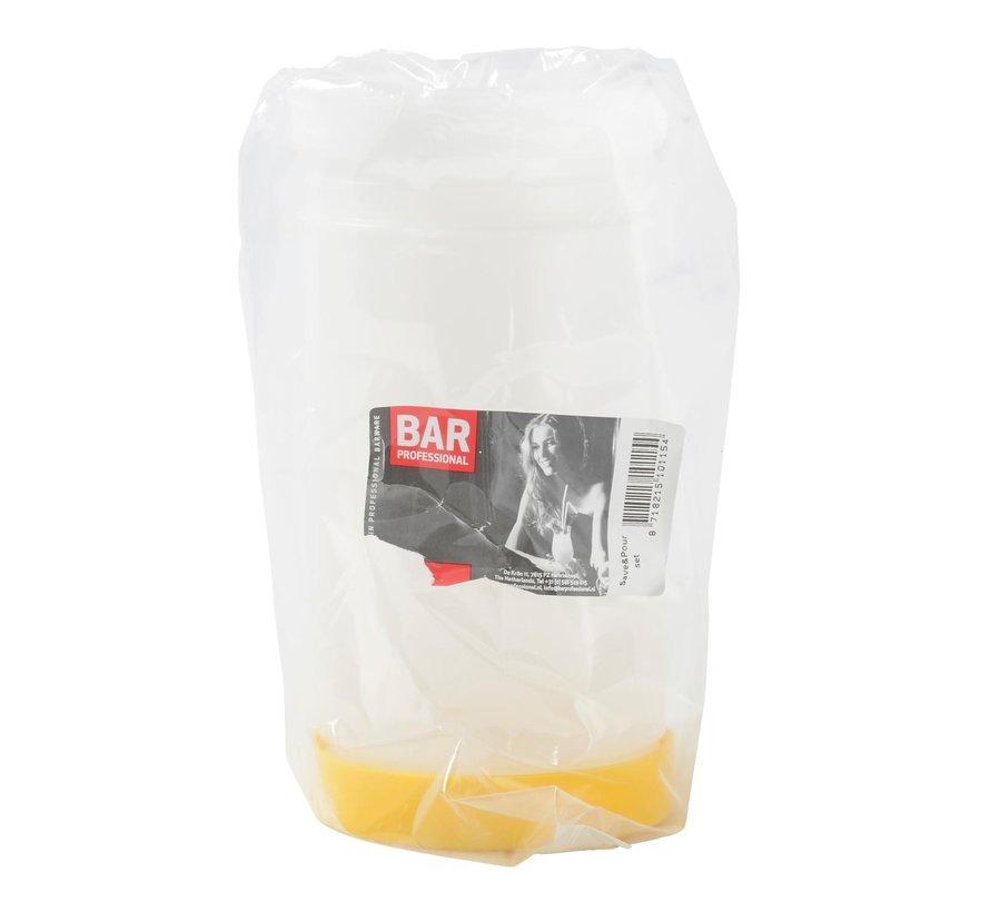 Bar Save & pour set, 1 stuk