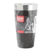 Overige merken Bar Boston shaker set vinyl, 1 stuk