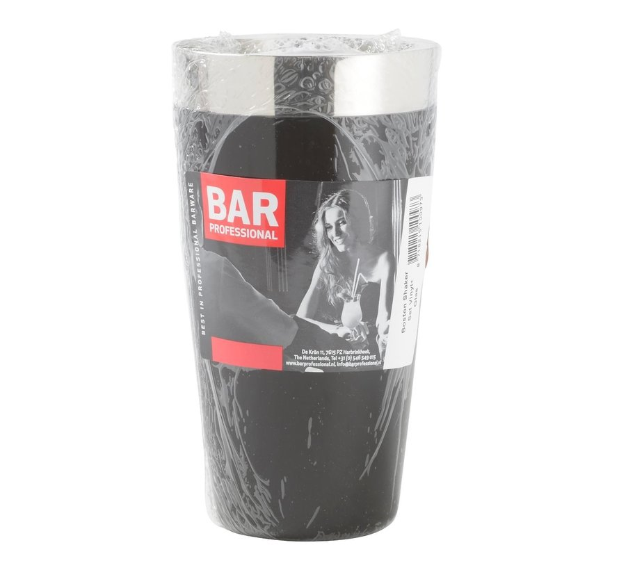 Bar Boston shaker set vinyl, 1 stuk