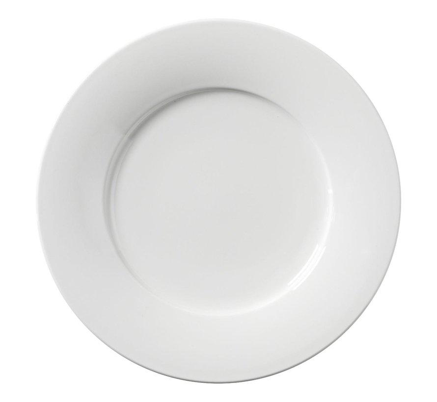 Villeroy & Boch Bord wit, Ø 24 cm, 1 stuk