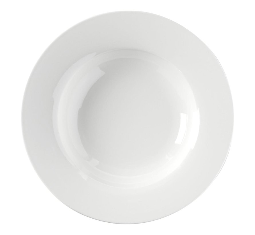 Villeroy & Boch Bord diep wit, Ø 29 cm, 1 stuk