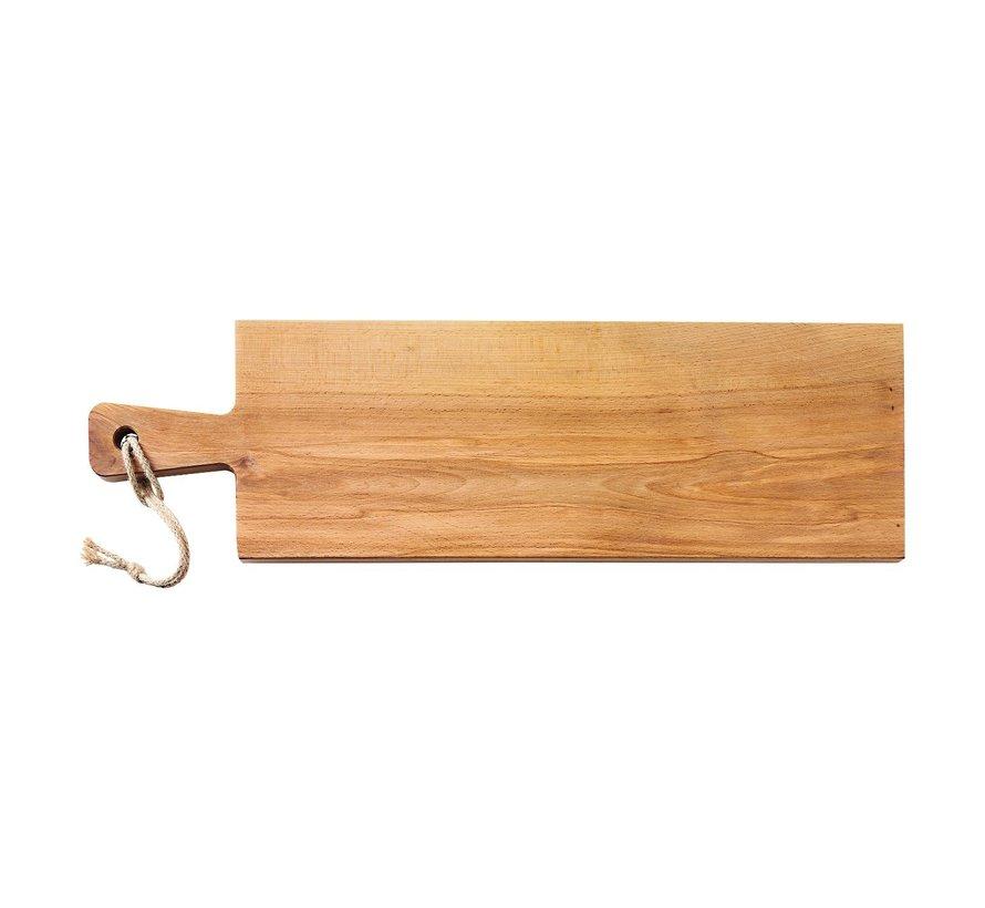 Bowl&Dishe Serveerplank beukenhout 69 cm, 1 stuk