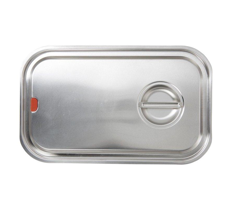 Tgff Gastronormdeksel Silicon 1/1, 1 stuk