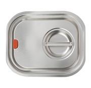 Overige merken Tgff Gastronormdeksel Silicon 1/2, 1 stuk