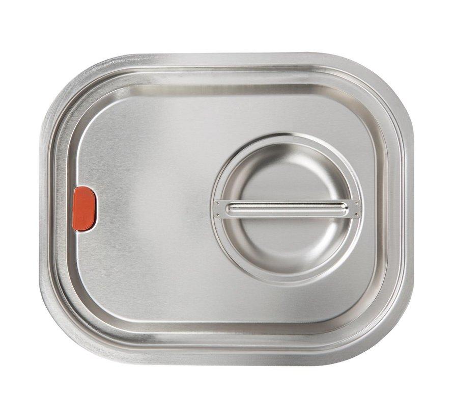 Tgff Gastronormdeksel Silicon 1/2, 1 stuk