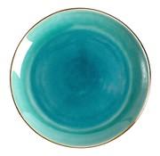 Overige merken Gastro Bord coupe zeeblauw 20 cm, 1 stuk