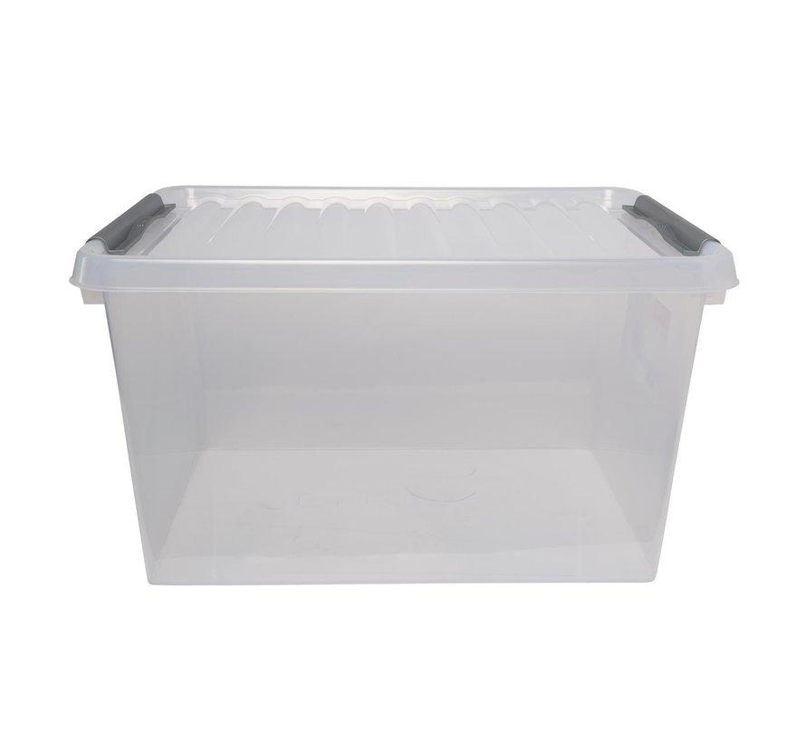 Sunware Q-line opbergbox 62 liter, 1 stuk
