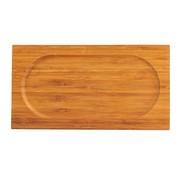 Overige merken Chic Bamboe serveerplateau 29 x 15,5 cm, 1 stuk