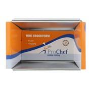 Overige merken Pro Chef Broodvorm mini 9 cm, 4 stuks
