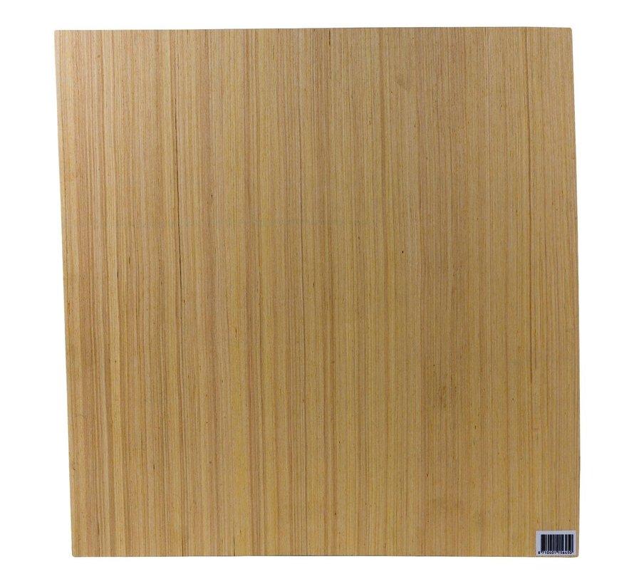 Sediamo Tafelblad Multiplex plaat 50 x 50 cm, 1 stuk