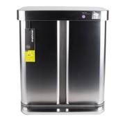 Overige merken Simple Hum Afvalemmer RVS, 58 liter, 1 stuk